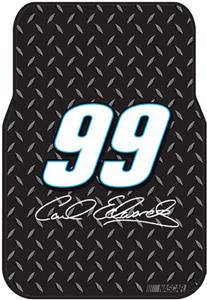 Northwest NASCAR Carl Edwards Car Front Floor Mats