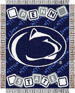 Northwest NCAA Penn State University Baby Throw