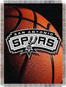 "Northwest NBA San Antonio Spurs 48""x60"" Throw"