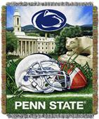 Northwest NCAA Penn State HFA Tapestry Throw