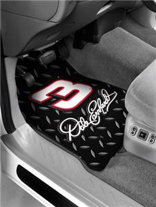 Northwest NASCAR Dale Sr. Car Front Floor Mats