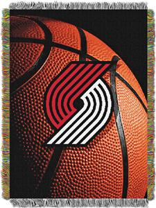 "Northwest NBA Portland Trail Blazer 48""x60"" Throw"