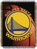 """Northwest NBA Golden State Warriors 48""""x60"""" Throw"""