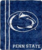 Northwest NCAA Penn State Jersey Sherpa Throw