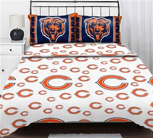 Northwest NFL Chicago Bears Full Sheet Sets