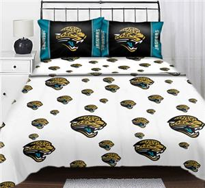 Northwest NFL Jacksonville Jaguars Full Sheet Sets
