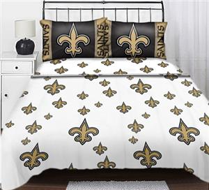 Northwest NFL New Orleans Saints Full Sheet Sets