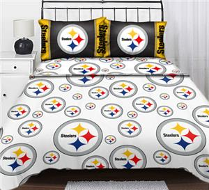 Northwest NFL Pittsburgh Steelers Full Sheet Sets