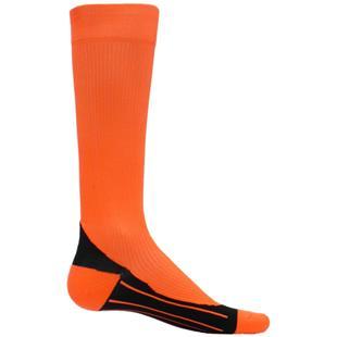 Red Lion Neon Orange Compression Socks