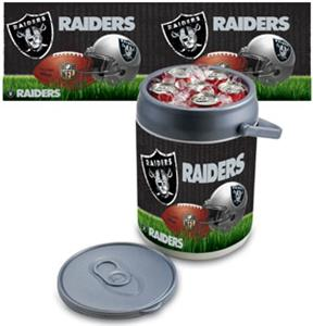 Picnic Time NFL Oakland Raiders Can Cooler