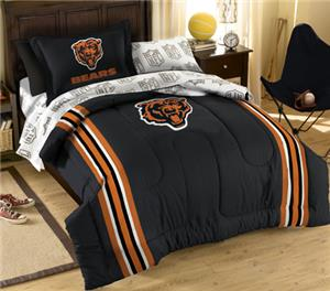 Northwest NFL Chicago Bears Twin Bed In A Bag