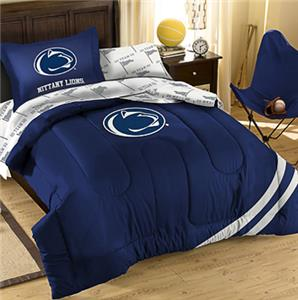 Northwest NCAA Penn State Twin Bed in Bag Set