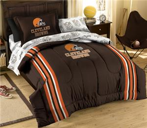 Northwest NFL Cleveland Browns Twin Bed In A Bag