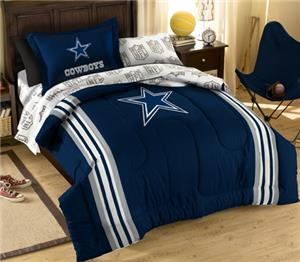 Northwest NFL Dallas Cowboys Twin Bed In A Bag