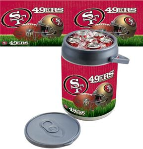 Picnic Time NFL San Francisco 49ers Can Cooler