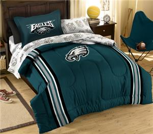 Northwest NFL Eagles Twin Bed In A Bag
