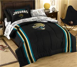 Northwest NFL Jaguars Twin Bed In A Bag
