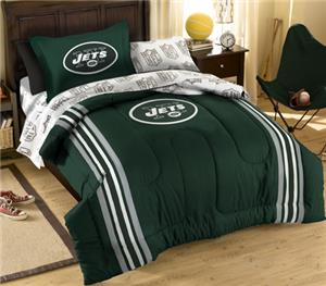 Northwest NFL New York Jets Twin Bed In A Bag