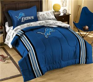 Northwest NFL Detroit Lions Twin Bed In A Bag