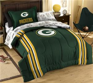 Northwest NFL Green Bay Packers Twin Bed In A Bag