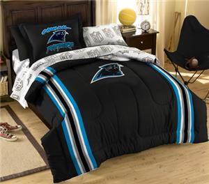 Northwest NFL Carolina Panthers Twin Bed In A Bag
