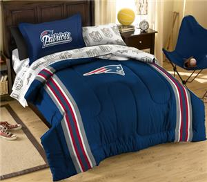 Northwest NFL Patriots Twin Bed In A Bag