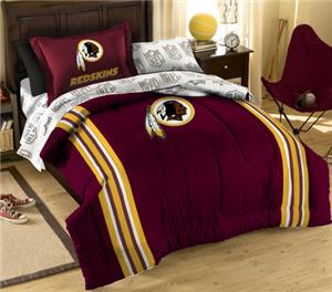 Northwest NFL Redskins Twin Bed In A Bag