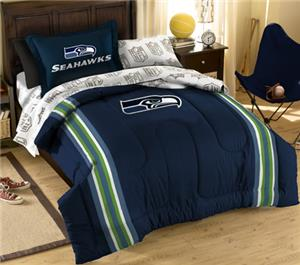 Northwest NFL Seattle Seahawks Twin Bed In A Bag