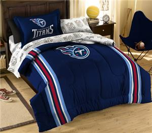Northwest NFL Tennessee Titans Twin Bed In A Bag