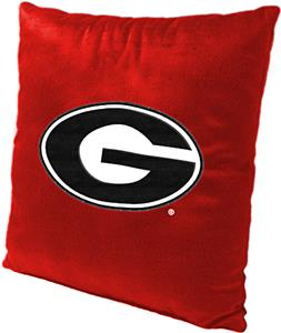 Northwest NCAA University of Georgia Plush Pillow