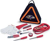 Picnic Time NFL Baltimore Ravens Roadside Kit
