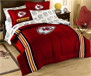 Northwest NFL Kansas City Chiefs Full Bed In A Bag