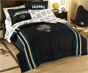 Northwest NFL Jaguars Full Bed In A Bag