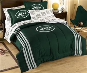 Northwest NFL New York Jets Full Bed In A Bag