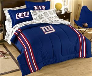 Northwest NFL New York Giants Full Bed In A Bag