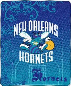 "Northwest NBA New Orlean Hornets 50""x60"" Throw"