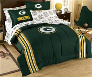 Northwest NFL Green Bay Packers Full Bed In A Bag