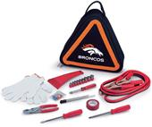 Picnic Time NFL Denver Broncos Roadside Kit