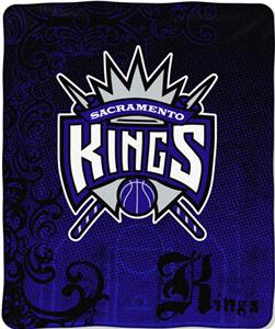 "Northwest NBA Sacramento Kings 50""x60"" Throw"