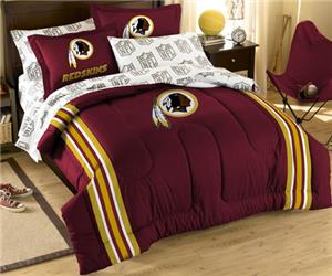Northwest NFL Redskins Full Bed In A Bag