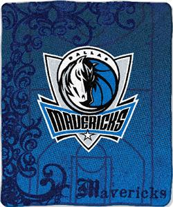 "Northwest NBA Dallas Mavericks 50""x60"" Throw"