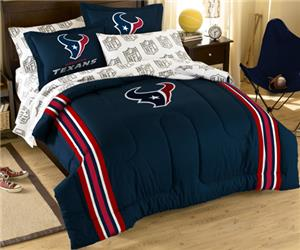 Northwest NFL Houston Texans Full Bed In A Bag
