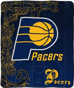 "Northwest NBA Indiana Pacers 50""x60"" Throw"