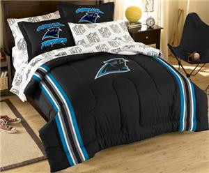 Northwest NFL Carolina Panthers Comforter Sets