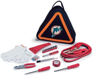 Picnic Time NFL Miami Dolphins Roadside Kit