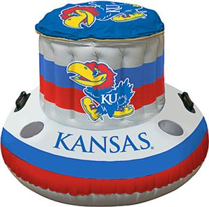 Northwest NCAA Univ. Kansas Inflatable Cooler