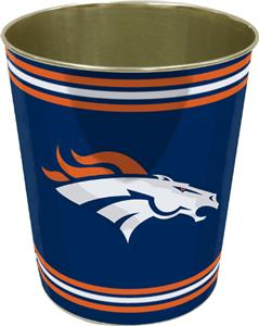 Northwest NFL Denver Broncos Wastebaskets