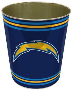 Northwest NFL San Diego Chargers Wastebaskets