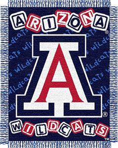 Northwest NCAA University of Arizona Baby Throw