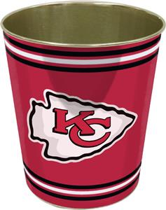 Northwest NFL Kansas City Chiefs Wastebaskets